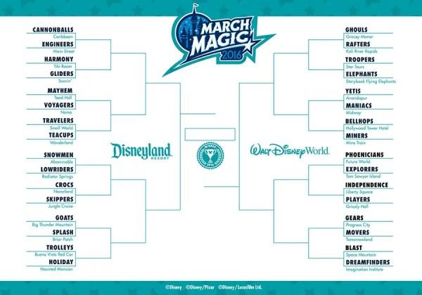 march magic 2016
