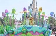 Easter Food & Entertainment lineup for Walt Disney World