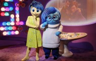 Joy and Sadness coming to Epcot Character Spot on April 3rd