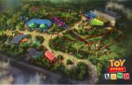 Are New characters coming out for Meet and Greets in the new Toy Story Land?