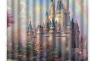 Disney Find - Disney Castle Shower Curtain