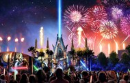 Disney Upgrades Star Wars Themed Fireworks