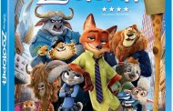 Zootopia Coming to Blu-Ray, Digitlal HD, and Disney Movies Anywhere in June