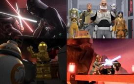 Disney XD celebrates Star Wars Day with a Star Wars marathon