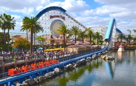 Selfie Stick Causes California Screamin' to Be Shut Down for Hours