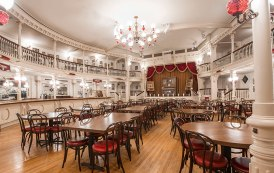 Table Service Dining at The Diamond Horseshoe Extended Through July 14th