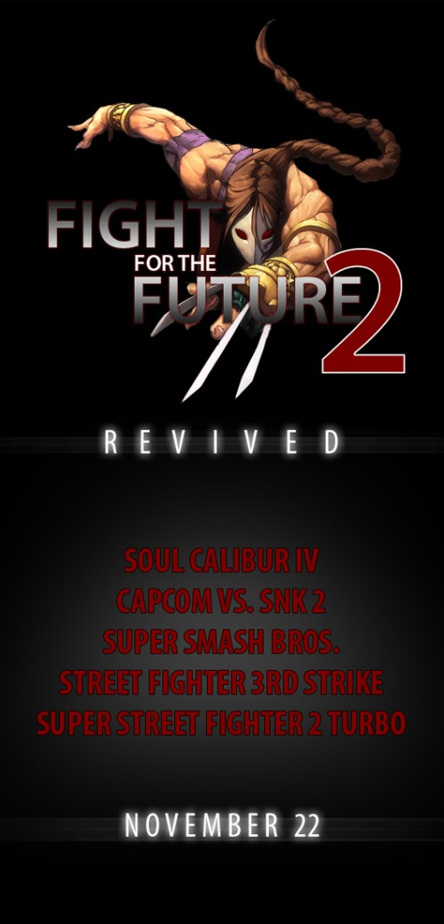 Fight for the Future 2: Revived