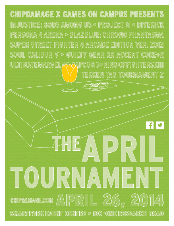 April Tournament