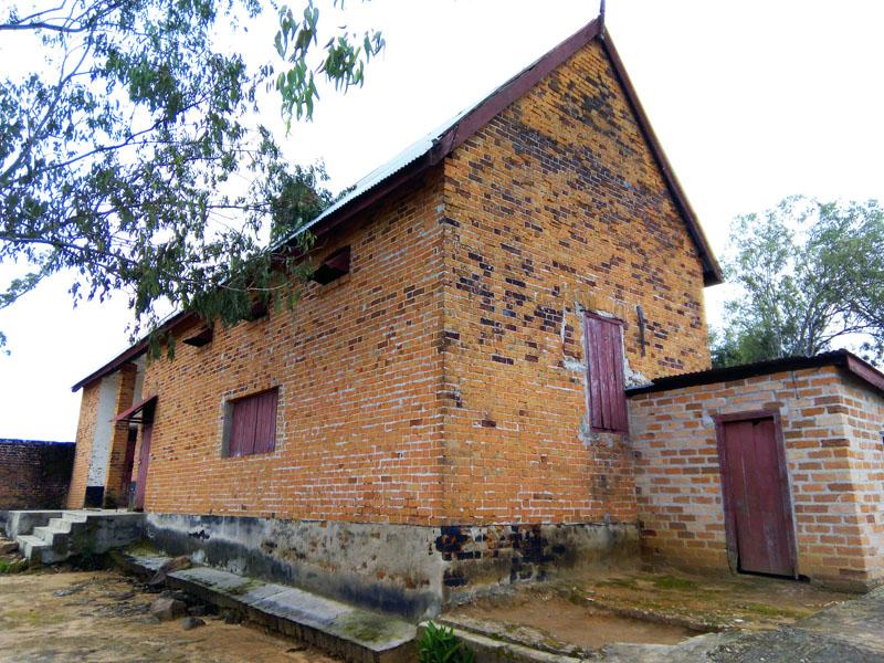 Mbala Old Prison - Building