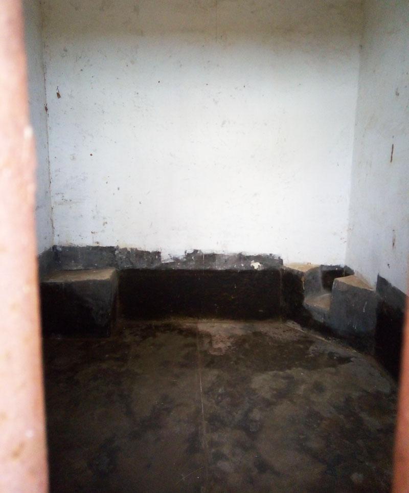 Mbala Old Prison - Room