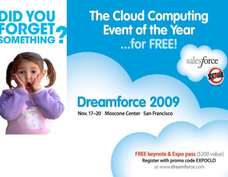Dreamforce 2009