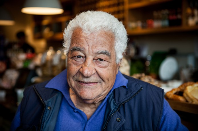 Chiswickish - Antonio Carluccio visits Chiswick - Copyright Mat Smith Photography