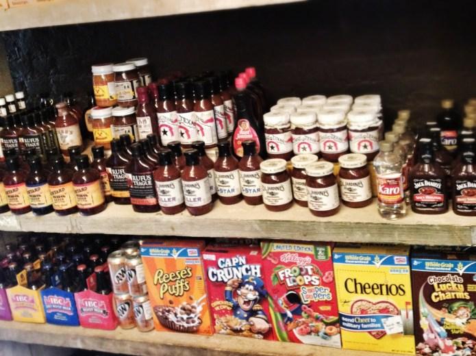 Chiswickish Blog - Outsider Tart - Dry Goods