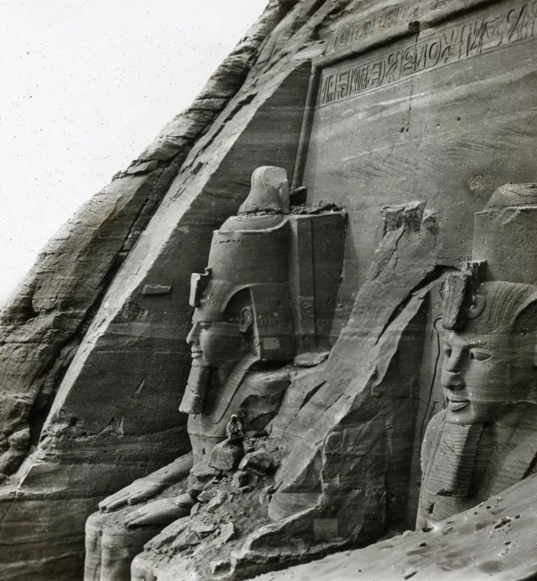 Photos of Ancient Egyptian Monuments More Than 100 Years Ago (5)