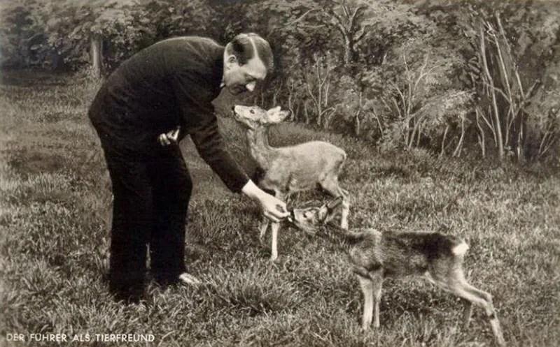 Редки снимки на Хитлер изненадаха света