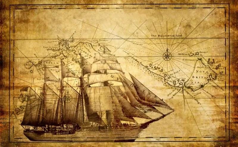 Великите географски открития и пътешествия (хронология)