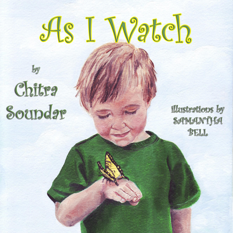 As I Watch - a spring watch book