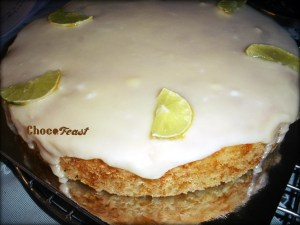Tea-Time cake - Lemon Cake