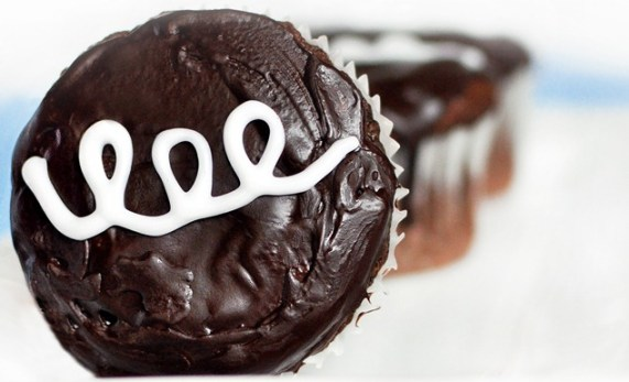 healthy hostess cupcake
