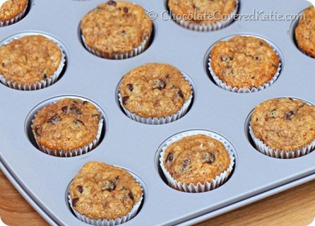 Vegan Mini Muffins