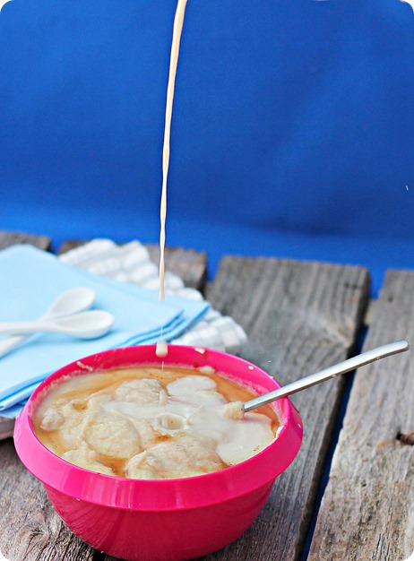 coconut flour cereal