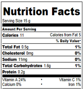 Must Fat free cream cheese nutrition facts