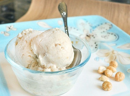 peanut ice cream