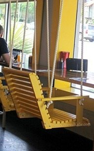 restaurant swing