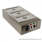 CP203 9kgs Professional Chocolate Melter