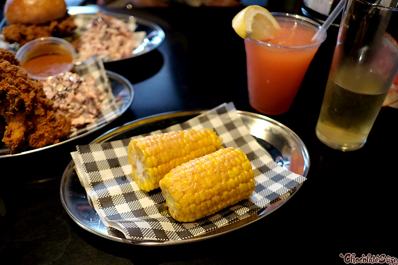 Miso Corn at Butter, Surry Hills