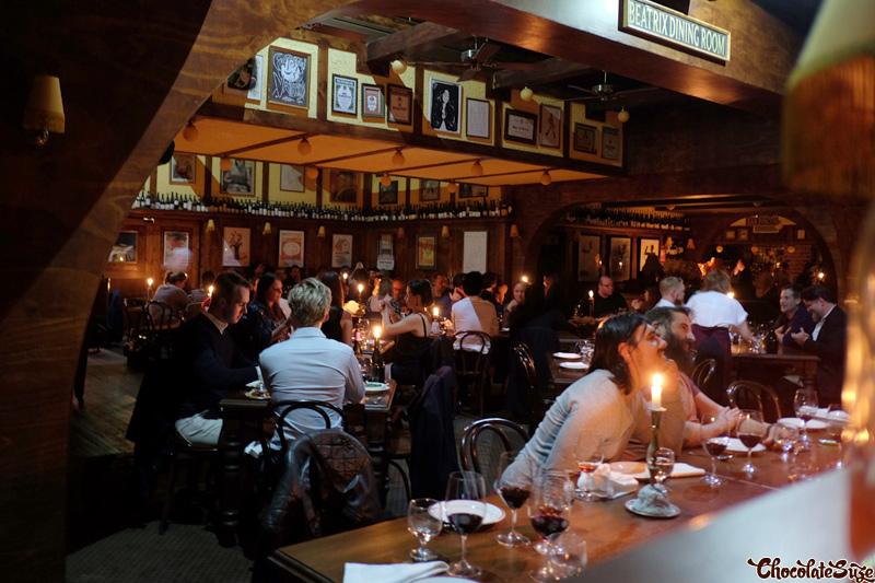 Restaurant Hubert, Sydney