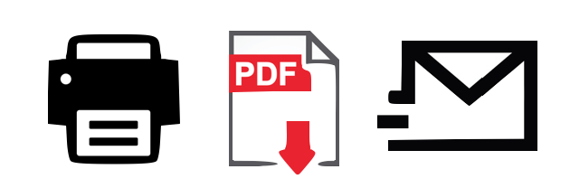 Print Friendly, PDF & Email