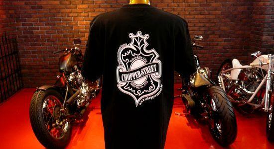 CSオリジナルTシャツ(黒)
