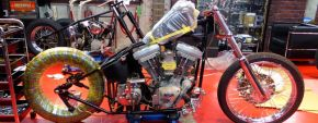 Evo-Rigid FullCustom Chopper