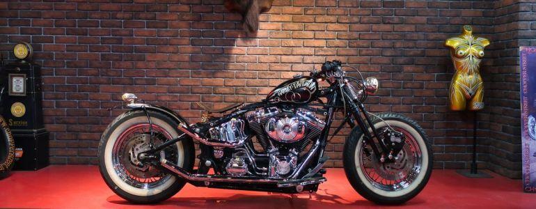 2004年 FLSTC old bobber style22