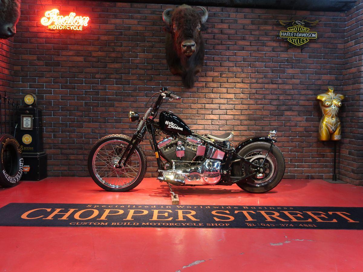 1994年 FLSTN old style chopper