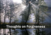 Forgiveness - Great Inspiring short video on forgiving family members, coworkers, strangers and your self.