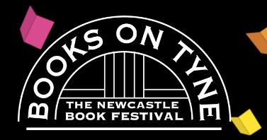 Books on Tyne Great Chocoplot Event