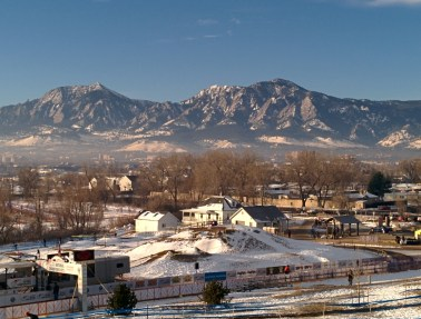 January: Cross nationals come to Boulder