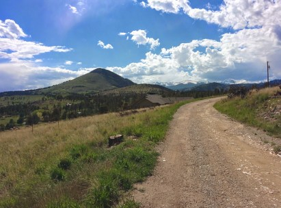 April: Exploring Boulder county
