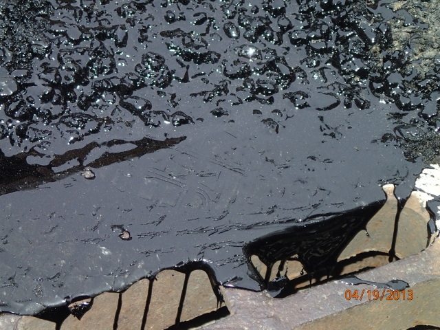 Greenpoint Oil Spill