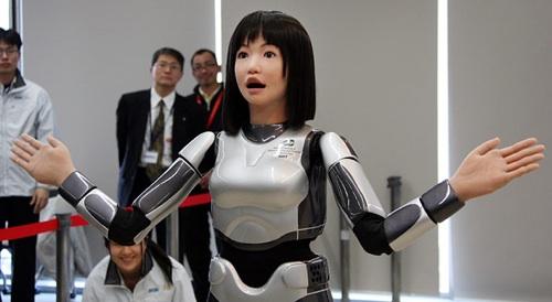 Japanese Robot