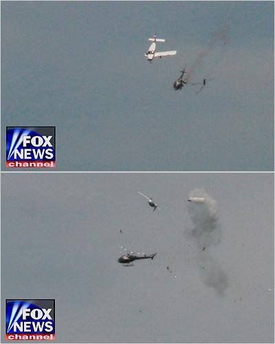 Hudson River Deadly Airplane Chopper Crash