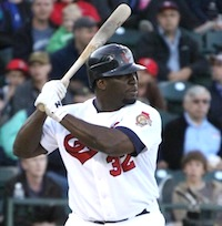 Dee Brown - Winnipeg Goldeyes