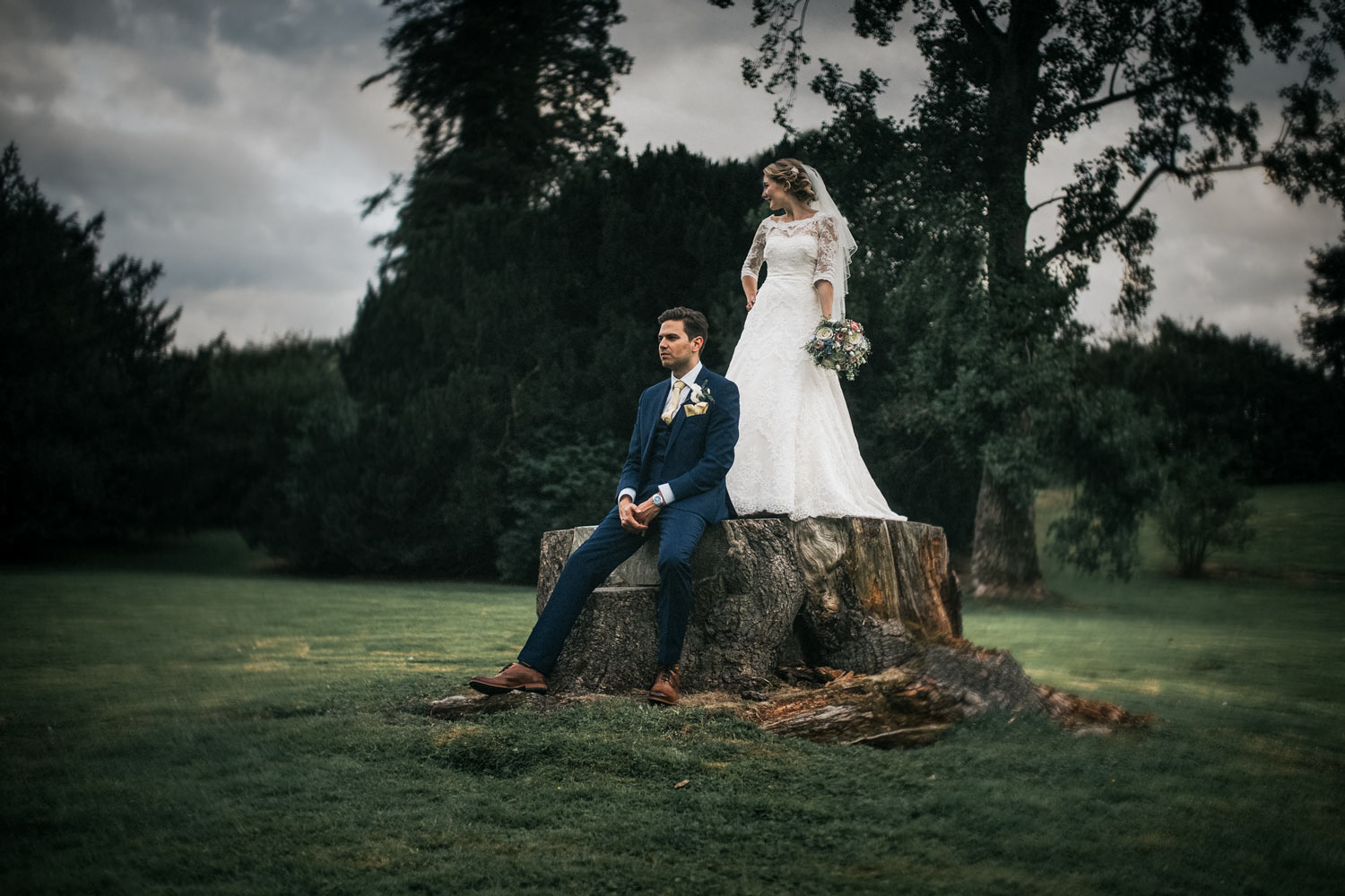 Kent Wedding Photographer by Chris Deller Photography