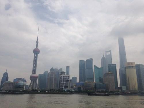 Skyline Shanghai