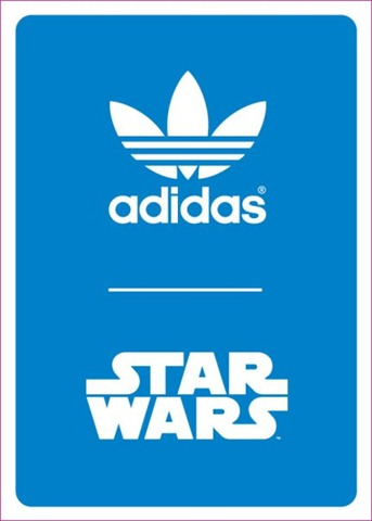 adidas originals star wars 2 Blue