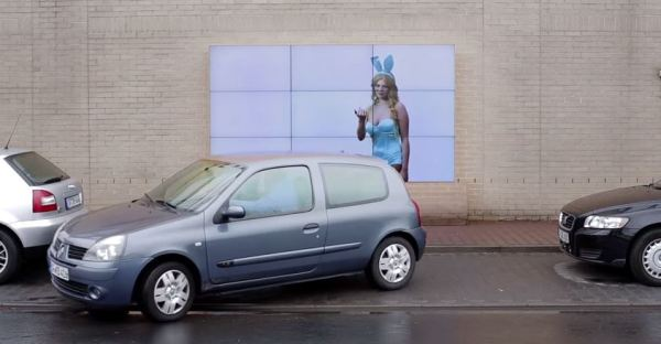Parking Billboard