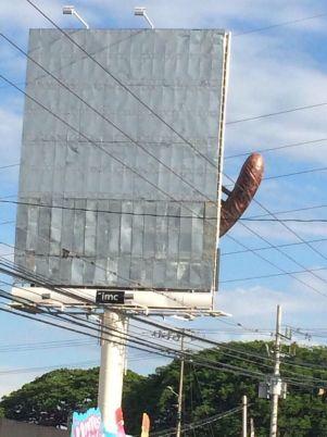 Parrillera Pilsner billboard