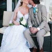 Gina and Daniel Jost's Wedding: American Reception